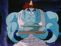 Gozu venant livrer un repas à Gokū