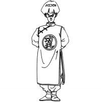 Character Design de Kung-Fūn