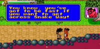 Mezu dans The Legacy of Goku