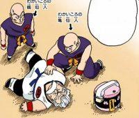 La mort de Mutaito, dans l'œuvre originale