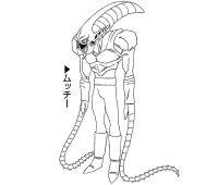 Character Design de Mutchy