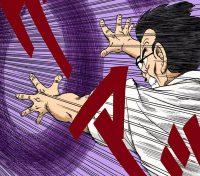 Le Mafūba exécuté par Shen (Dieu)