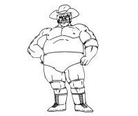 Le Character Design d'Udō pour le film