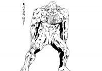Character Design de Bio-Broly