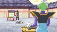 Zamasu découvre que Gowasu a été tué