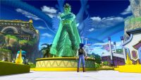 Conton City dans Dragon Ball Xenoverse 2