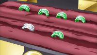 Le 5ème anneau vert, créé par Beerus
