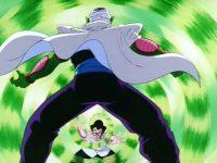 Shen (Dieu) utilise le Mafūba contre Ma Jr.