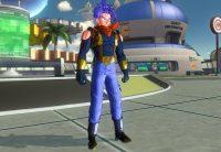 Le costume de Super N°17 dans Xenoverse