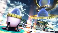 Tokitoki City dans Dragon Ball Xenoverse