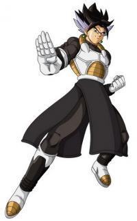 Character Design de Xeno Vegeks