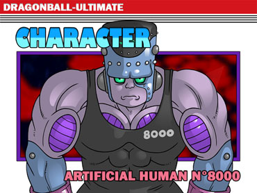 artificial-human-n8000