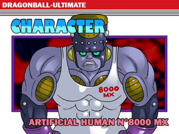artificial-human-n8000mx