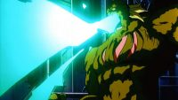 Le Kikōha par la bouche de Bio-Broly