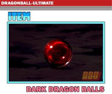 Dark Dragon Balls