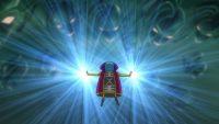 Zen'ō du futur, sur le point d'effacer le monde futur de Trunks