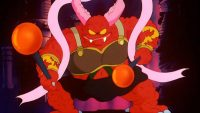 Gastel, dans le 2ème film Dragon Ball