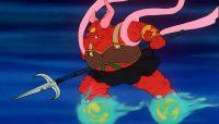 Gastel, à la poursuite de Gokū et Kuririn