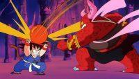 Gastel contre Son Gokū