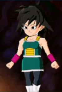 Giné dans Dragon Ball Fusions