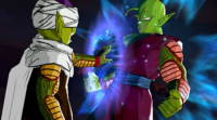 L'avatar Namek assimile Piccolo