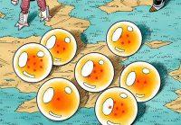 Les 7 Dragon Balls de la planète Namek