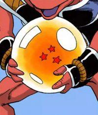 Dragon Ball à 3 étoiles de la planète Namek