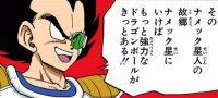 Vegeta dévoile qu'il existe des Dragon Balls sur la planète Namek