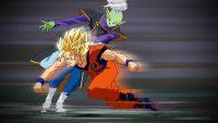 Son Gokū combat Zamasu dans l'anime
