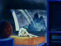 """L'intérieur de la Capsule House dans l'Ending """"Romantikku Ageru yo"""""""