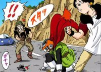 Great Saiyaman sauve Videl