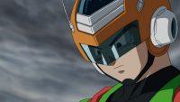 Great Saiyaman vient sauver Pan