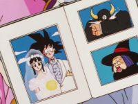 Les photos du mariage de Gokū et Chichi