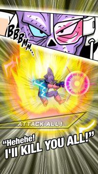 Sūi et son pistolet laser dans Dokkan Battle