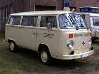 Un véritable Volkswagen type 2