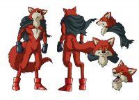 Character Design de Basil