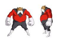 Character Design de Toppo