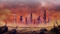 Une planète détruite par des criminels