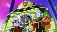 Les représentants de l'Univers 3