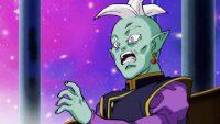 Lō, effrayé à l'idée que son Univers puisse être détruit