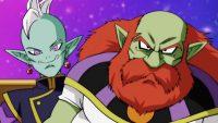 Sidra et Lō apparaissent lors du match d'ouverture contre l'Univers 7