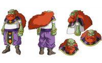 Character Design de Sidra