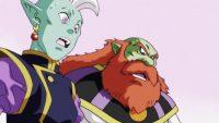 Sidra et Lō surpris par la demande de Freeza