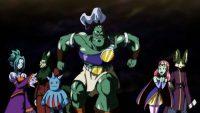 Quelques combattants de l'Univers 4