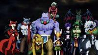 Les combattants de l'Univers 9