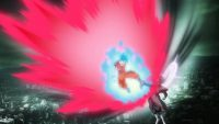 Gokū et le SSGSS Kaiōken contre Zamasu