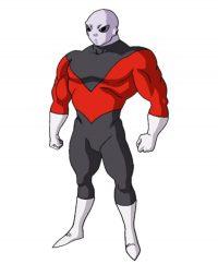 Character Design de Jiren pour la série