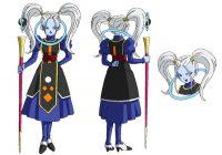 Character Design de Marcarita dans l'anime