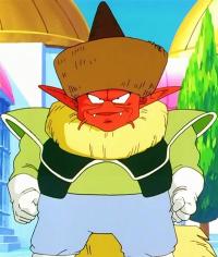 Zald, dans la série animée