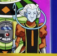 Camparri, dans la série Dragon Ball Super